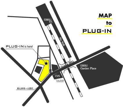 PLUG-IN地図